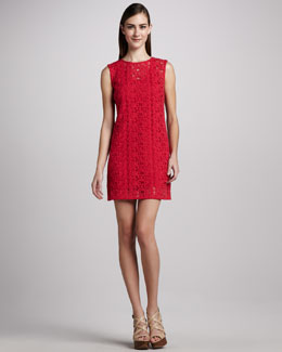 Elie Tahari Jette Lace Dress