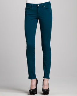 Paige Denim Skyline Skinny Ankle Jeans