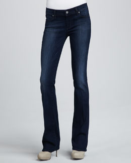 Paige Denim Manhattan Boot-Cut Jeans
