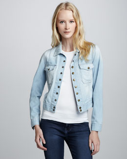 Current/Elliott The Snap Jacket, Parlor