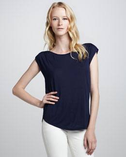Soft Joie Kiara Drape-Back Top