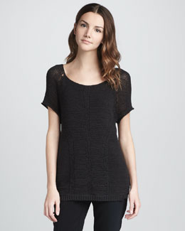MARC by Marc Jacobs YoYo Knit Sweater, Washed Ink