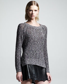 Rag & Bone Lory Melange Sweater