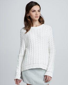 Theyskens' Theory Yark Sweater