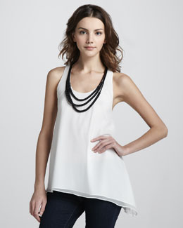 Elizabeth and James Stina Necklace Top