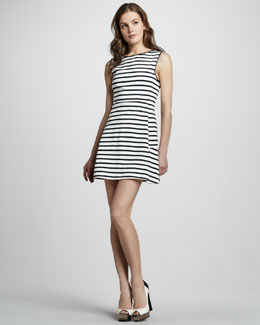 Theory Nyos Sleeveless Dress