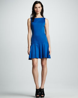 Alice + Olivia Kaya Drop-Waist Dress