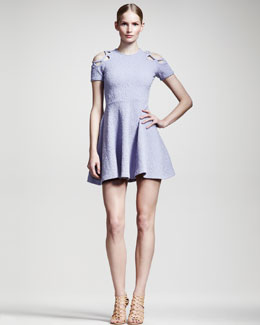 Opening Ceremony Tracy Cutout Dress