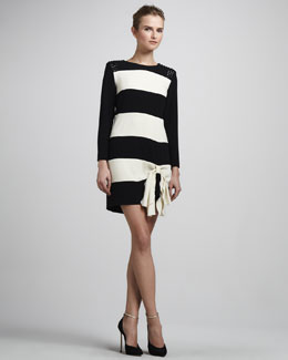 Skaist Taylor Rosie Striped Dress