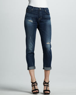 Hudson Leigh Boyfriend Jeans, Youth Vintage