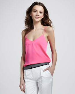 Milly Double Strap Camisole