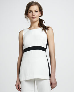 Rachel Zoe Jaden Colorblock Top