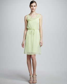 Elie Tahari Blake High-Low Dress