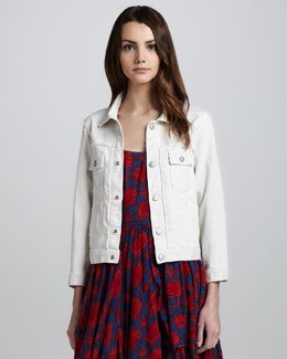 MARC by Marc Jacobs Lily Relaxed Denim Jacket