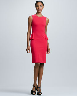 Elie Tahari Sleeveless Judy Dress