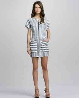 Milly Marcie Pocket Dress