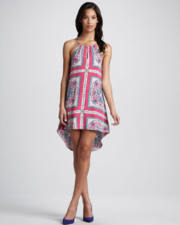 Madison Marcus Fascinate Keyhole Dress