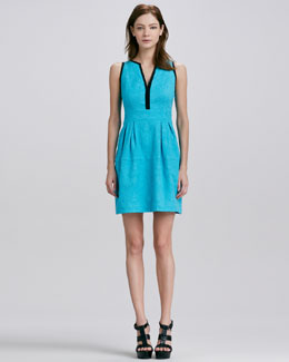 Nanette Lepore Madrid Back-Cutout Dress
