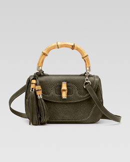 Gucci New Bamboo Medium Bag