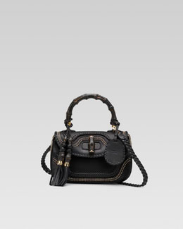 Gucci New Bamboo Shoulder Bag