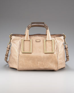 Chloe Ethel Satchel, Medium