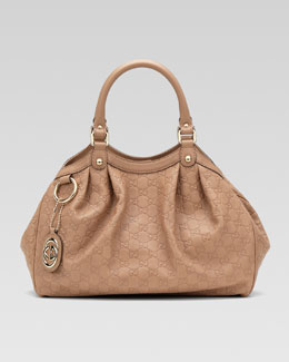 Gucci Sukey Medium Top-Handle Tote