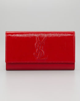 Yves Saint Laurent Belle du Jour Clutch Bag