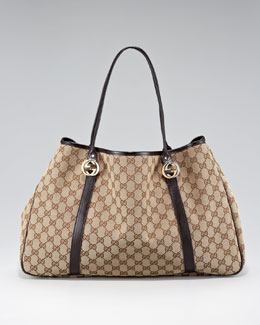 Gucci GG Twins Large Tote