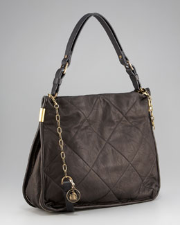 Lanvin Quilted Amalia Bucket Bag