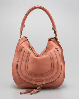 Chloe Marcie Horseshoe Hobo, Medium