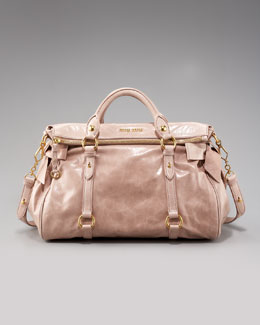 Miu Miu Leather Bow Bag