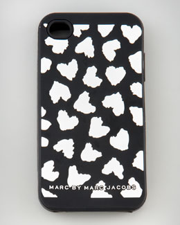 MARC by Marc Jacobs Wild at Heart iPhone 4 Case