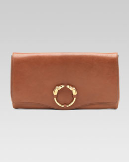 Gucci Ribot Clutch Bag
