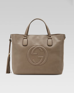 Gucci Soho Tote Bag, Medium