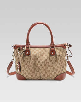 Gucci Sukey Top-Handle Tote Bag, Medium