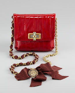 Lanvin Mini Pop Crossbody Bag