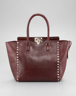 Valentino Rockstud New Tote Bag