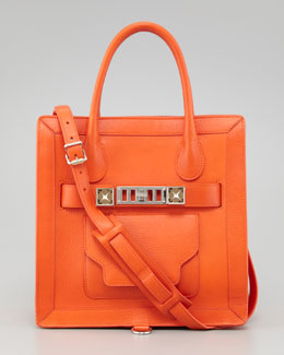 Proenza Schouler PS11 Small Tote Bag, Orange