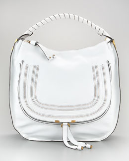 Chloe Marcie Hobo Bag, Large