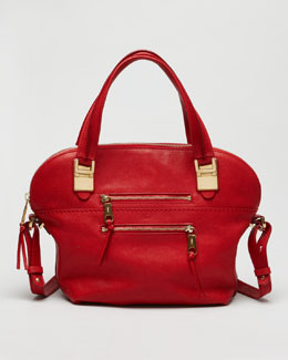 Chloe Angie Shoulder Bag, Medium