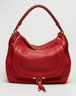 Chloe Marcie Hobo Bag