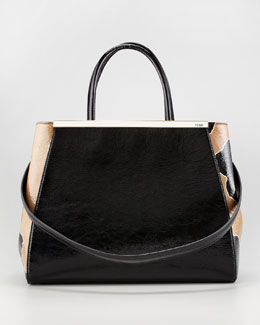 Fendi 2Jours Small Shopping Tote Bag