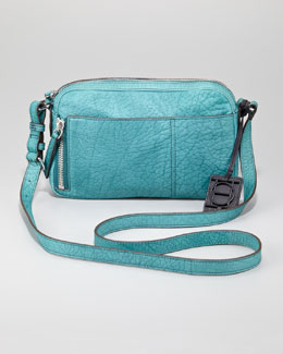 Olivia Harris Camera Crossbody Bag, Peacock