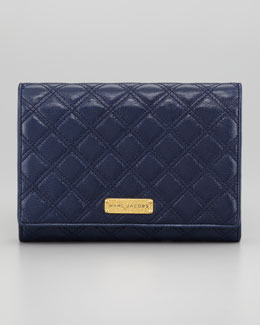 Marc Jacobs All-in-One Clutch Bag, Navy