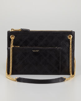 Marc Jacobs The Doll Shoulder Bag, Black