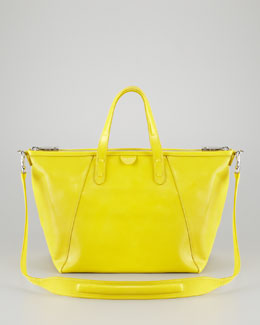 Marc Jacobs The Small Sheila Tote Bag, Yellow