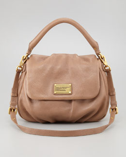 MARC by Marc Jacobs Classic Q Lil Ukita Satchel Bag, Praline