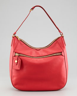 MARC by Marc Jacobs Wild Wild Willis Hobo Bag, Lobster