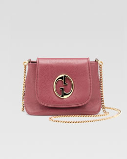 Gucci 1973 Small Shoulder Bag, Vintage Rose
