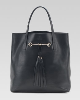 Gucci Park Avenue Small Tote Bag, Black